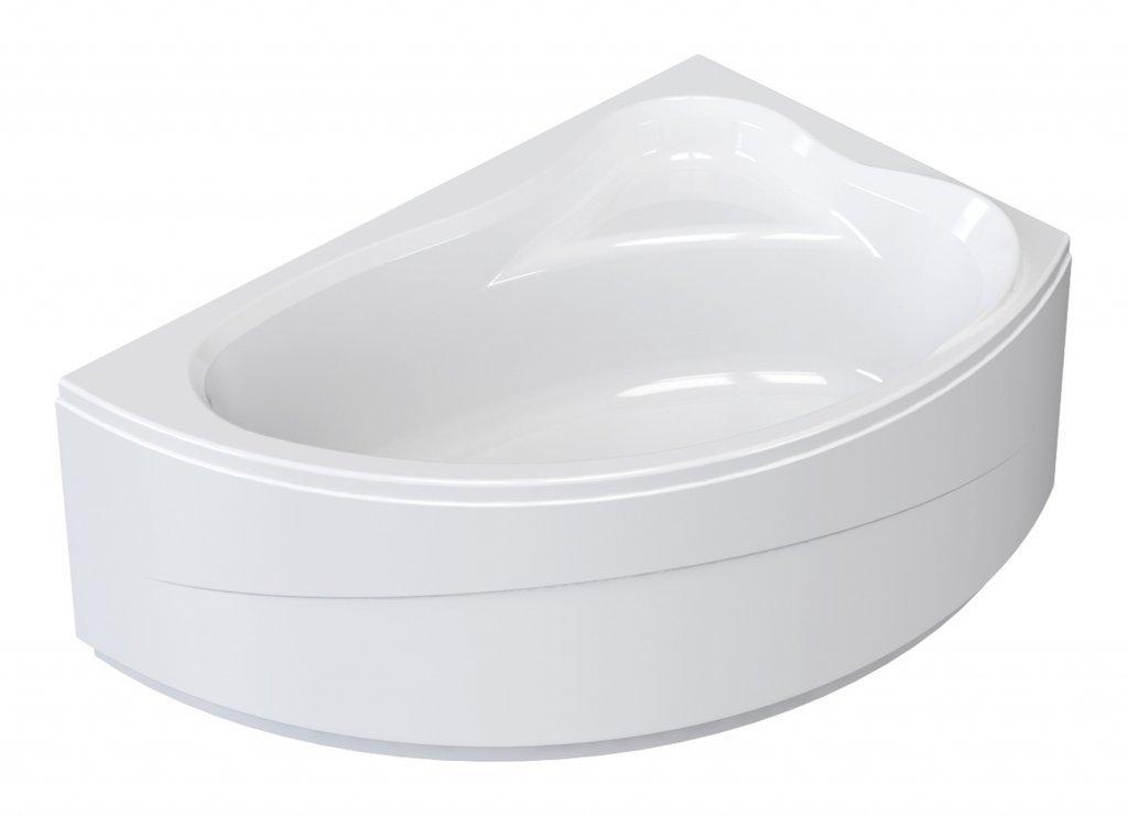 Купить Акриловая ванна Cezares TEBE (Правая) 1500х1000 TEBE-150-100-41-R, Италия