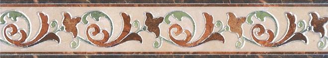 Купить Керамическая плитка Kerama Marazzi Мраморный дворец Бордюр лаппатированный HGD/A202/SG1550L 7, 2х40, 2, Россия