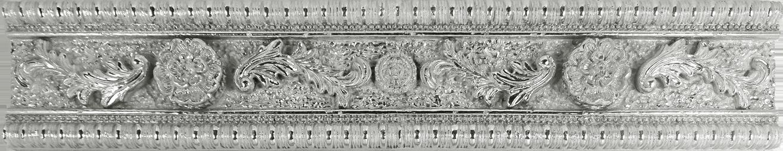 Купить Керамогранит Rocersa Cenefa Chrono White бордюр 6х31, 6, Испания
