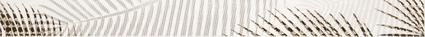 Купить Керамическая плитка Argenta Tokio Listello Nypa Marfil бордюр 5x60, Испания