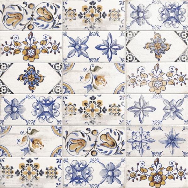 Купить Керамическая плитка Mainzu Mattonella Fiorano Настенная 10x20, Испания