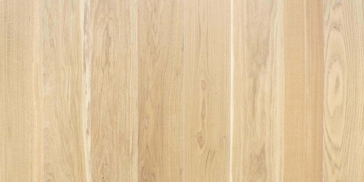 Купить Паркетная доска Floorwood OAK Orlando Premium White Oiled 1S (Дуб Робуст), Россия