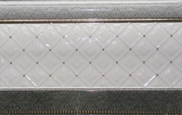 Купить Керамическая плитка Gayafores Opal Zocalo Vesta Perla плинтус 21, 5x34, Испания