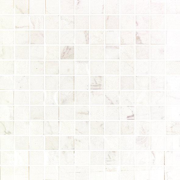 Купить Керамическая плитка Naxos Grand Tour 101114 Mosaico Decò Bianco Versilia мозаика 32, 5х32, 5, Италия