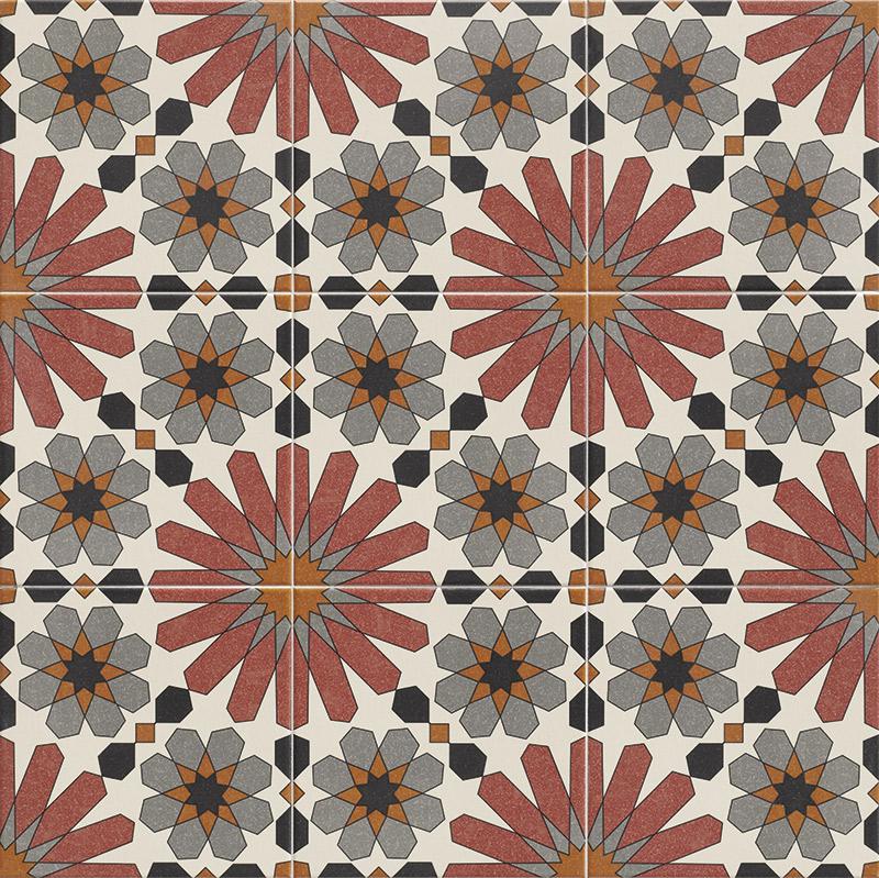 Купить Керамическая плитка Mainzu Zellige Medina декор 20x20, Испания