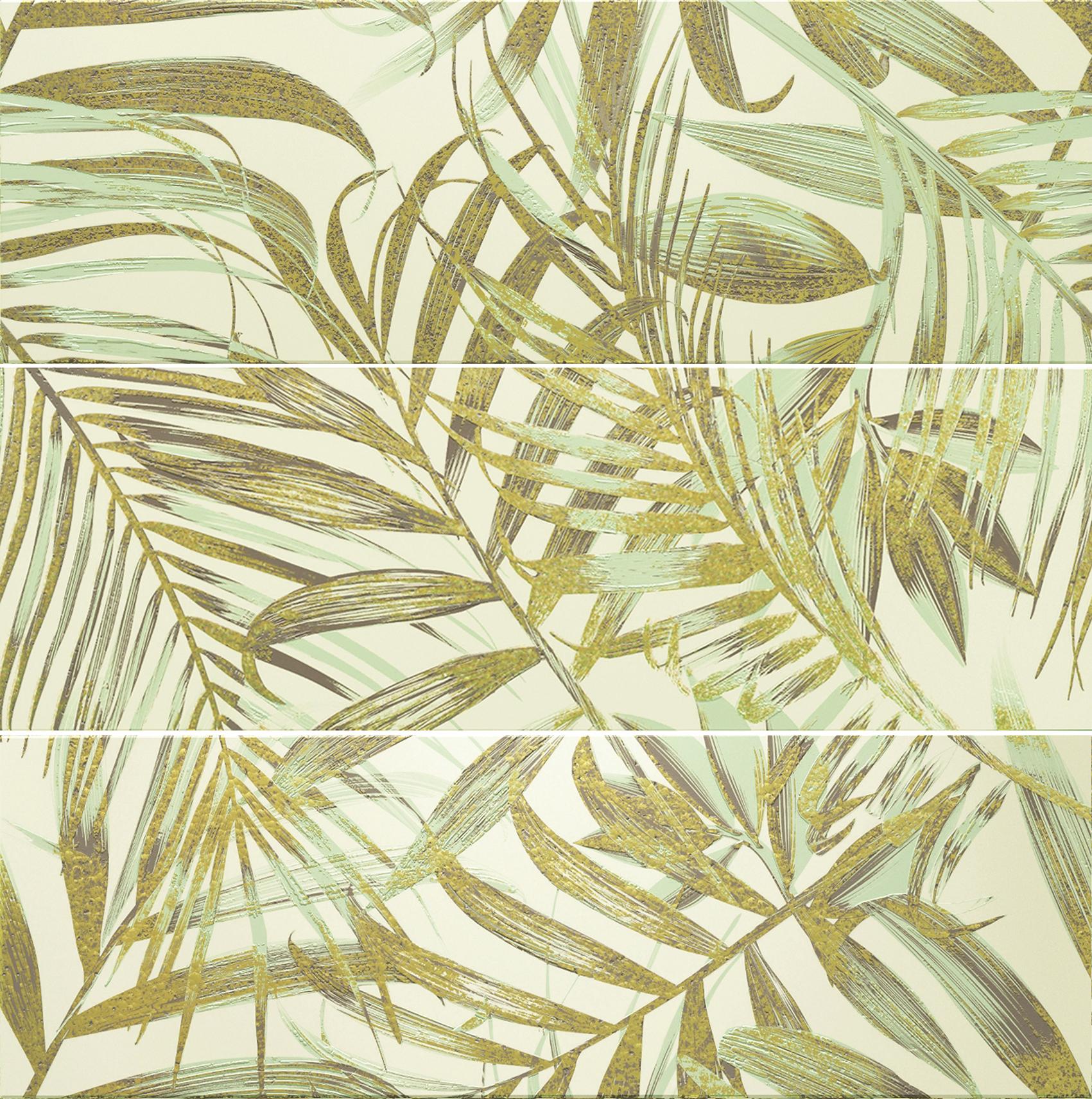 Купить Керамическая плитка AltaСera Palm S/3 SW11PLM01 панно 60x60, Россия