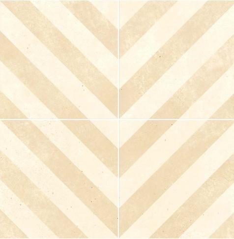 Купить Керамическая плитка Dual Gres Vanguard Pav. Yole Marfil (Mix без подбора) напольная 45x45, Испания
