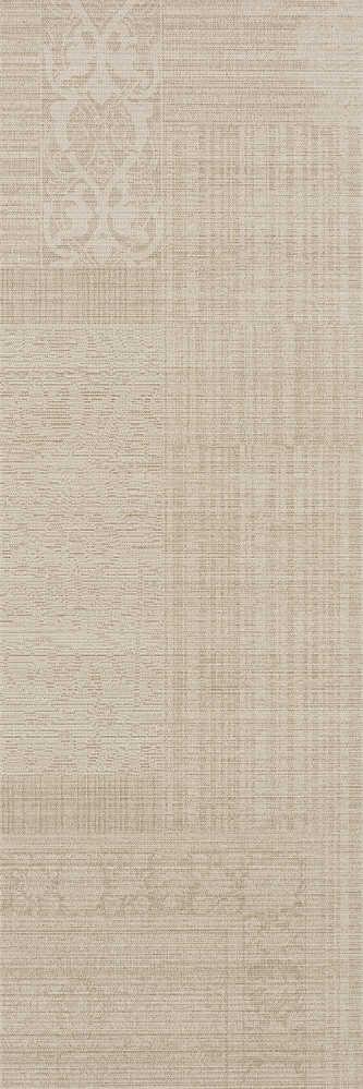 Купить Керамическая плитка Serra Victorian 581 Rug Decor Vison декор настенный 30x90, Турция