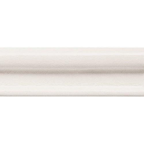 Купить Керамическая плитка Adex Modernista ADMO5026 Moldura Lisa C/C Blanco бордюр 5x15, Испания