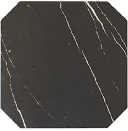 Купить Керамогранит Equipe Octagon Marmol Negro напольный 20x20, Испания