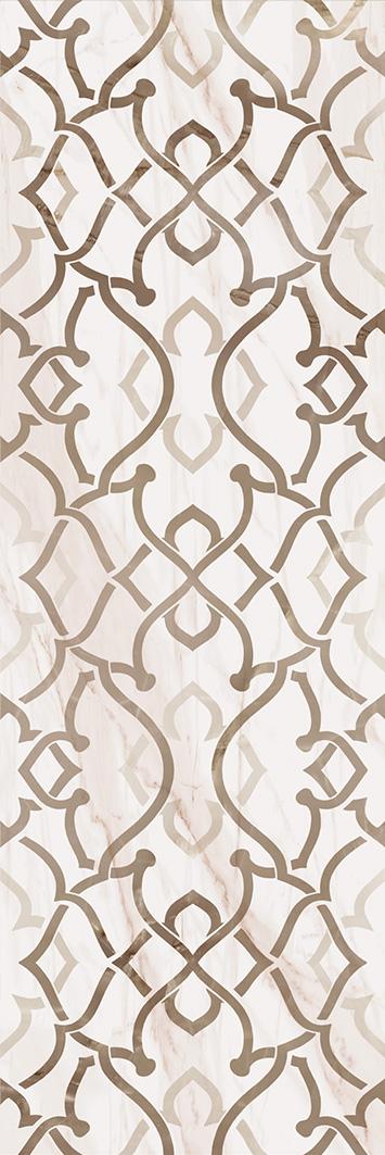Купить Керамическая плитка Chateau beige Декор 02 30х90, Gracia Ceramica, Россия