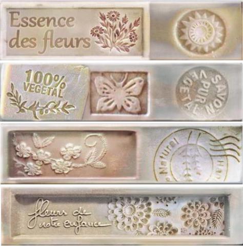 Купить Керамическая плитка Dual Gres Dolce Essence Decor Botanic декор 7, 3x30 (mix 4 вида), Испания