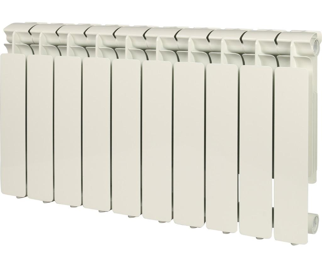 Купить Секционный алюминиевый радиатор STOUT Bravo 350 11 секций , Италия