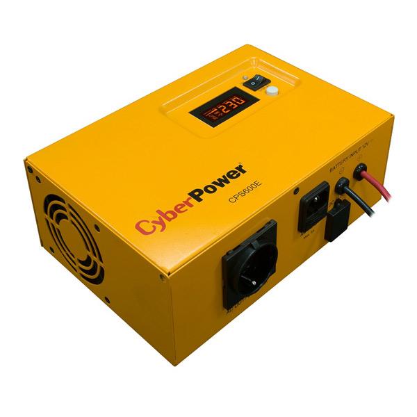 Купить Источник бесперебойного питания Cyberpower CPS 600 E, Китай