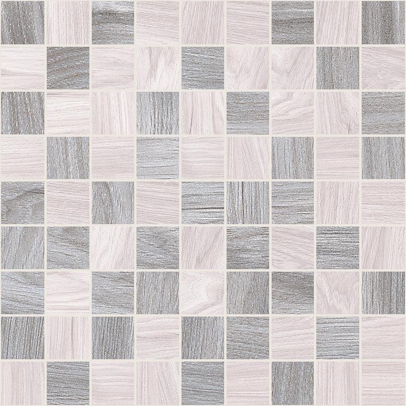 Купить Керамическая плитка Ceramica Classic Envy Мозаика 30х30 серый+бежевый, Россия