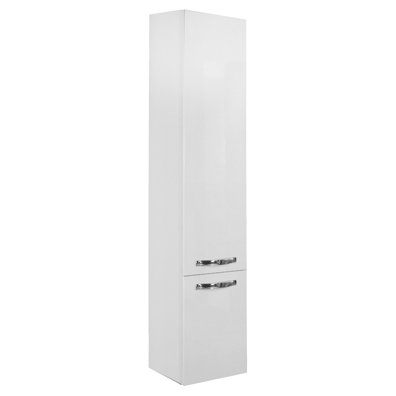 Купить Шкаф-колонна АКВАТОН АРИЯ М подвесной, белый, Акватон, Россия