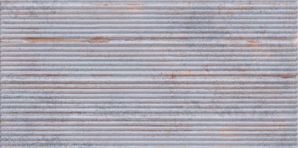 Купить Керамическая плитка Metropol Track Concept Azul настенная 25х50, Испания