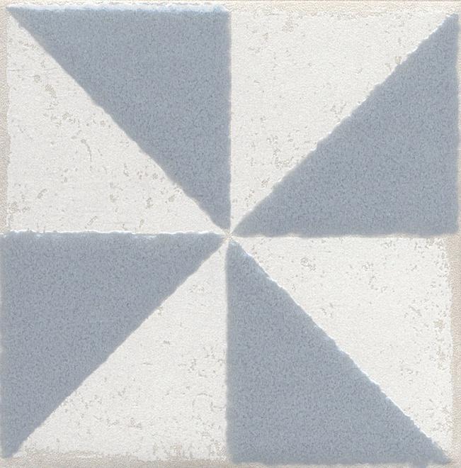 Купить Керамический гранит Kerama Marazzi Амальфи Орнамент Серый STG/C407/1270 Декор 9, 9x9, 9, Россия