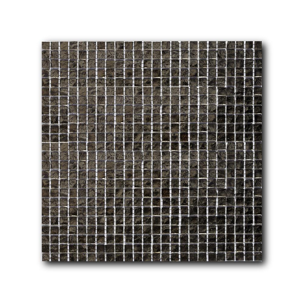 Купить Стеклянная мозаика Art&Natura Murano Specchio 17 (1, 5х1, 5) 30х30, Италия