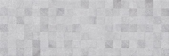 Купить Керамическая плитка Ceramica Classic Mizar настенная тёмно-серый мозаика 17-31-06-1182 20х60, Россия