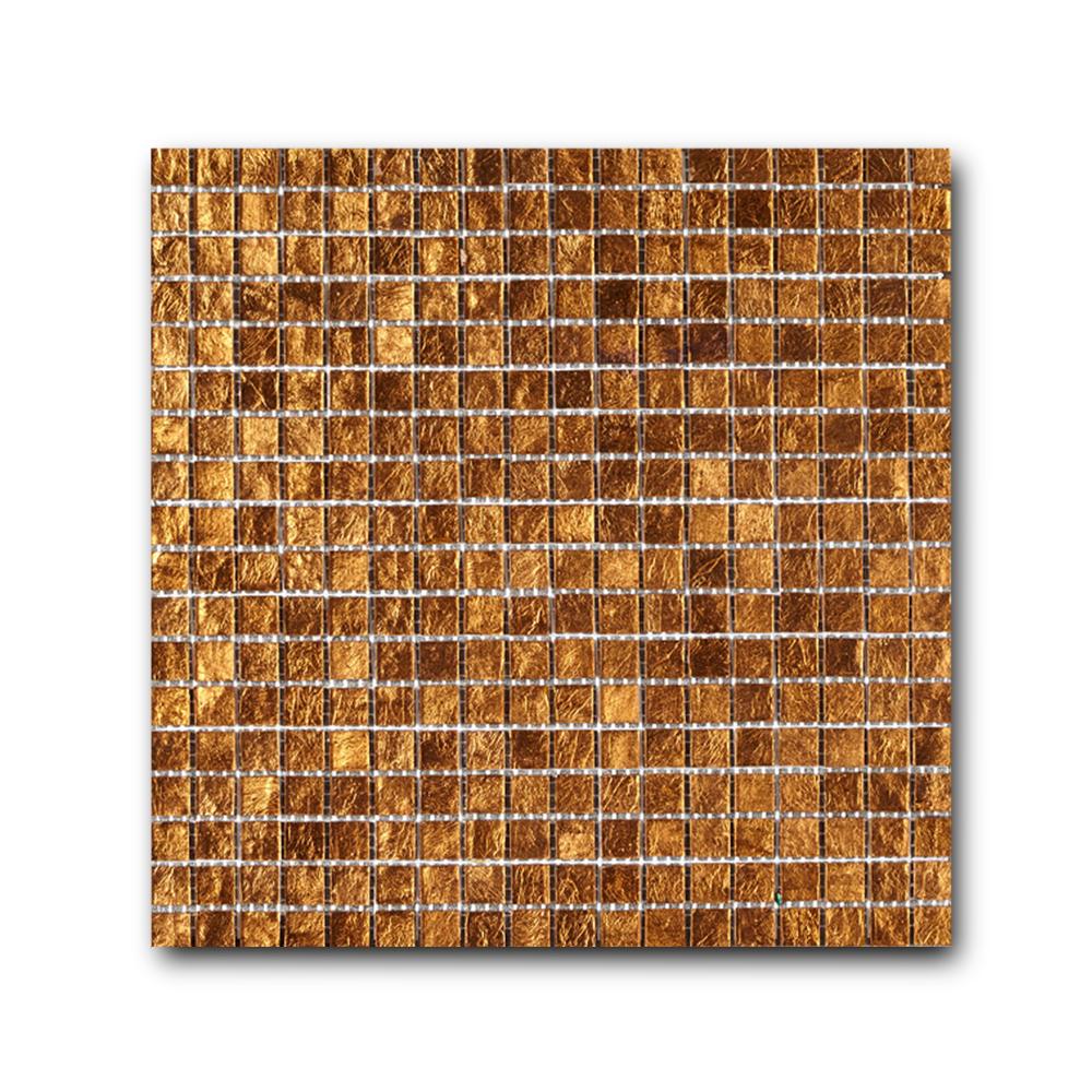 Купить Стеклянная мозаика Art&Natura Murano Specchio 32 (1, 5х1, 5) 30х30, Италия