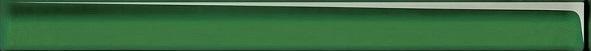 Купить Керамическая плитка (UG1H021) спецэлемент стеклянный: Universal Glass, зеленый, 4x45, Сорт1, Cersanit, Россия