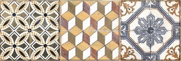 Купить Керамическая плитка Valentia Menorca DB Espadan декор 20x60, Испания