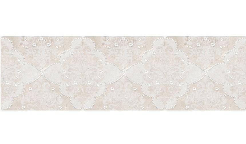 Купить Керамическая плитка Магриб Бордюр настенный бежевый 1508-0004 8, 5х25, Lb-Ceramics, Россия