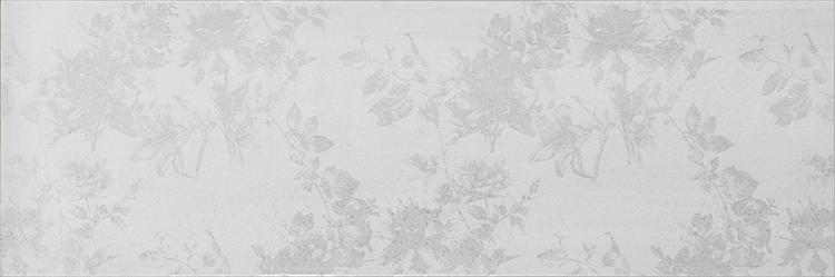 Купить Керамическая плитка Myr Street Flor Decor Blanco декор 25x75, Myr Ceramicas, Испания