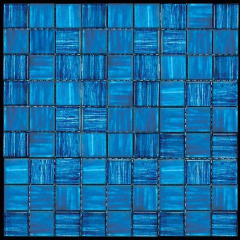 Купить Стеклянная мозаика Natural Dark JP-310 (3х3) 28, 8х28, 8, Китай