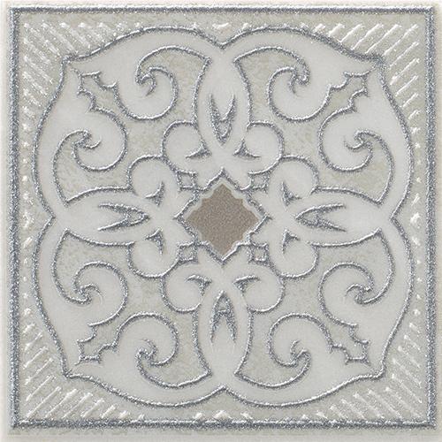 Купить Керамогранит Colorker Odissey Ares Silver 26947 вставка 11, 5x11, 5, Испания