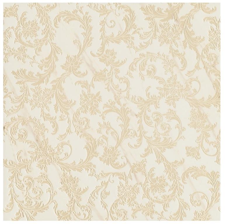 Купить Керамогранит Versace Marble Bianco 240701 Mod. Barocco декор 58, 5x58, 5, Италия