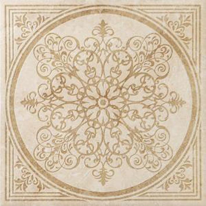 Купить Керамогранит Италон NL-Stone Ivory Inserto Bloom Pat. вставка 60х60, Россия