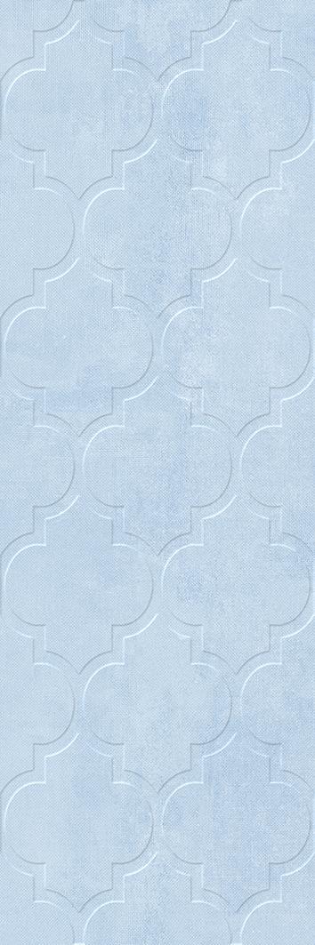 Купить Керамическая плитка Alisia blue Плитка настенная 02 30х90, Gracia Ceramica, Россия