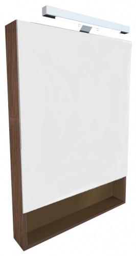 Купить Зеркальный шкаф ROCA The GAP 70 со светильником ZRU9302845, Испания