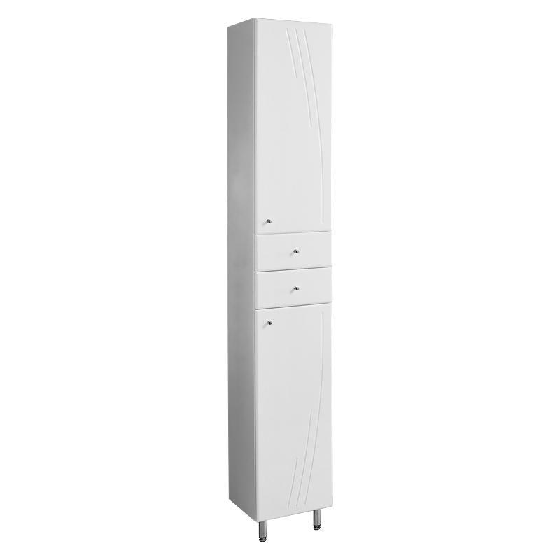 Купить Шкаф-колонна АКВАТОН МИНИМА-М правый белый, Акватон, Россия