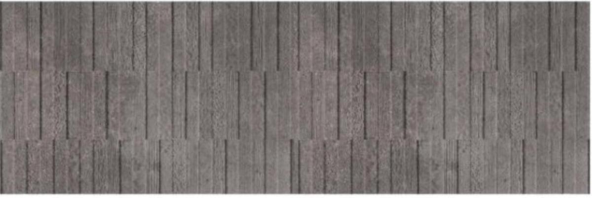 Купить Керамическая плитка Venis Textures V14403061 Dark Grey настенная 33, 3x100, Испания