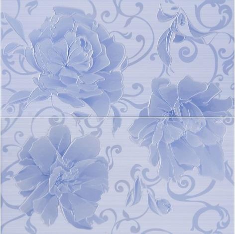 Купить Керамическая плитка AltaСera Pion Azul S/2 Azul SW9PIN03 Панно 49, 8х50, Россия