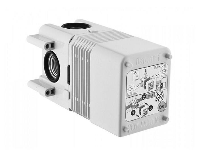 Купить Скрытая часть Vitra Minibox для встраиваемого смесителя A42213EXP, Турция