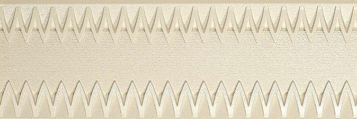 Купить Керамическая плитка Newker Glam Ivory Listello бордюр 7x40, Испания