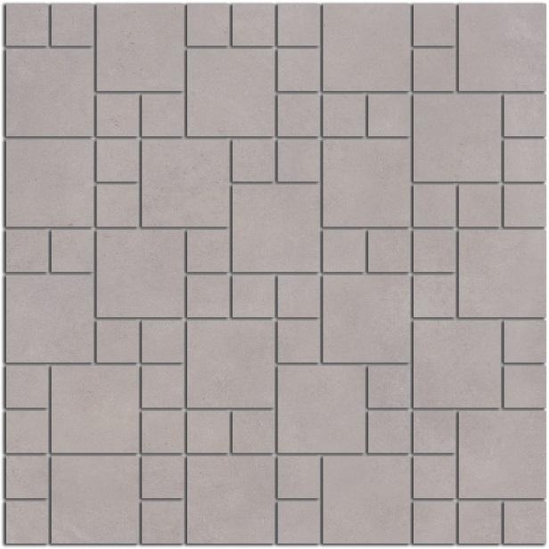 Купить Керамогранит Kerama Marazzi Александрия серый мозаичный SG185/002 Декор 30x30, Россия
