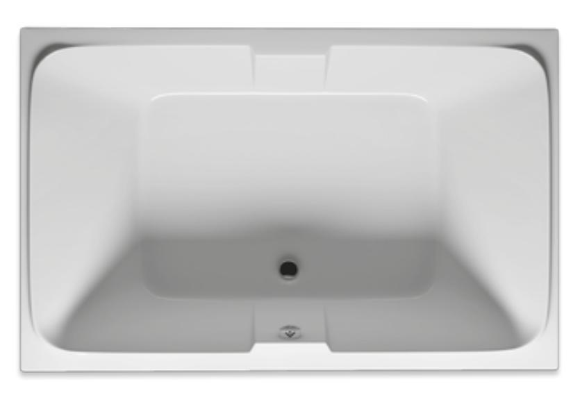 Купить Акриловая ванна Riho Sobek 180x115 без гидромассажа, Чехия