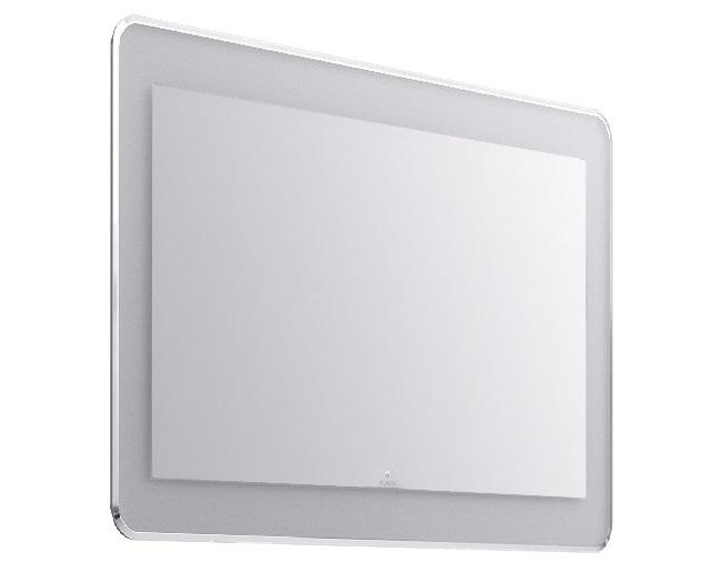 Купить Зеркало Aqwella Malaga 90 с подсветкой Mal.02.09, Россия