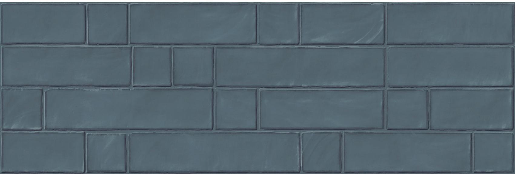 Купить Керамическая плитка Azteca Atelier Muretto Marine настенная 30x90, Испания