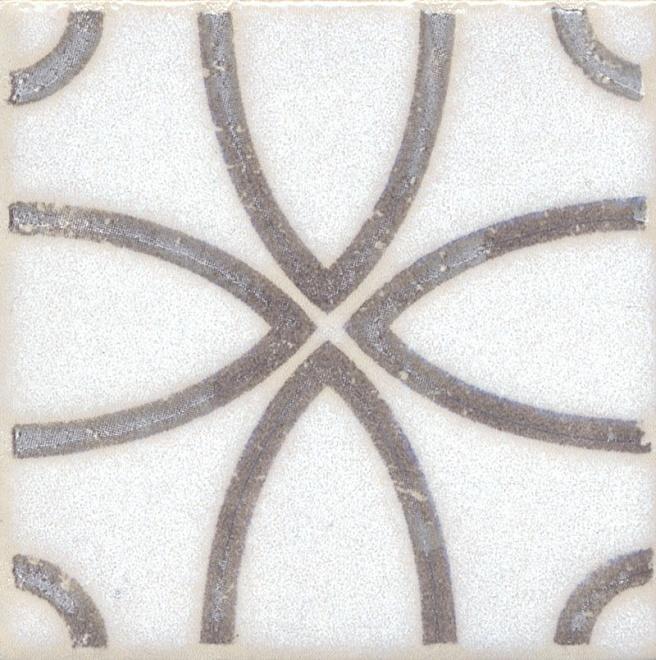 Купить Керамический гранит Kerama Marazzi Амальфи Орнамент Коричневый STG/A405/1266 Декор 9, 9x9, 9, Россия