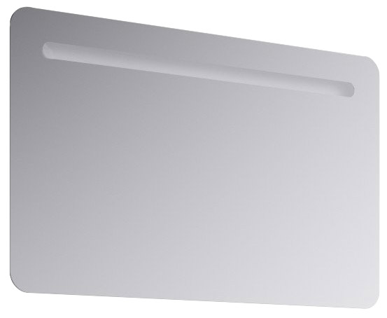 Купить Зеркало Aqwella Инфинити 100 с подсветкой Inf.02.10, Россия