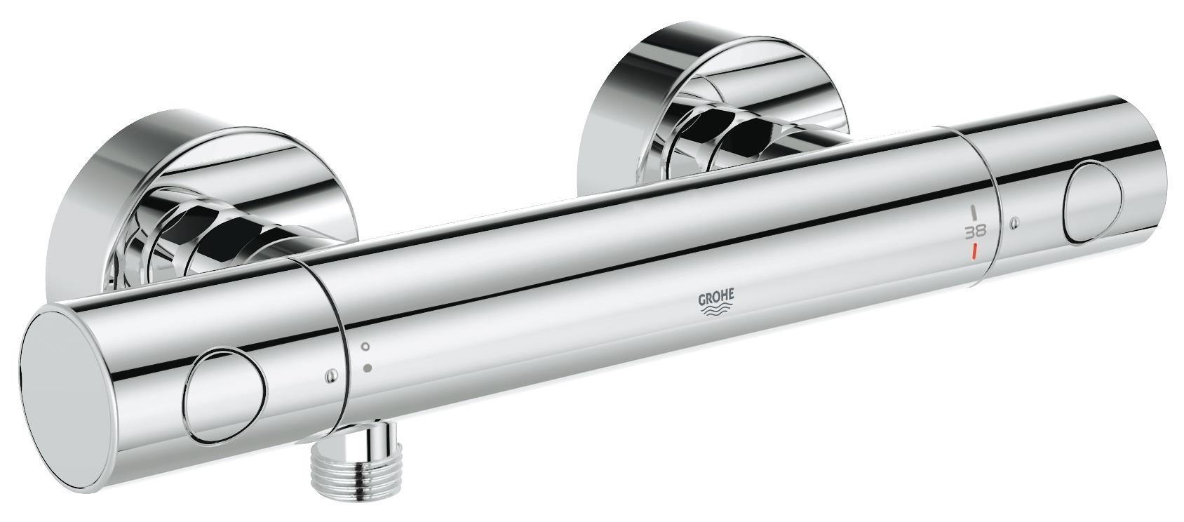 Купить Термостат для душа Grohe Grohtherm 1000 Cosmopolitan New 34065002, Германия