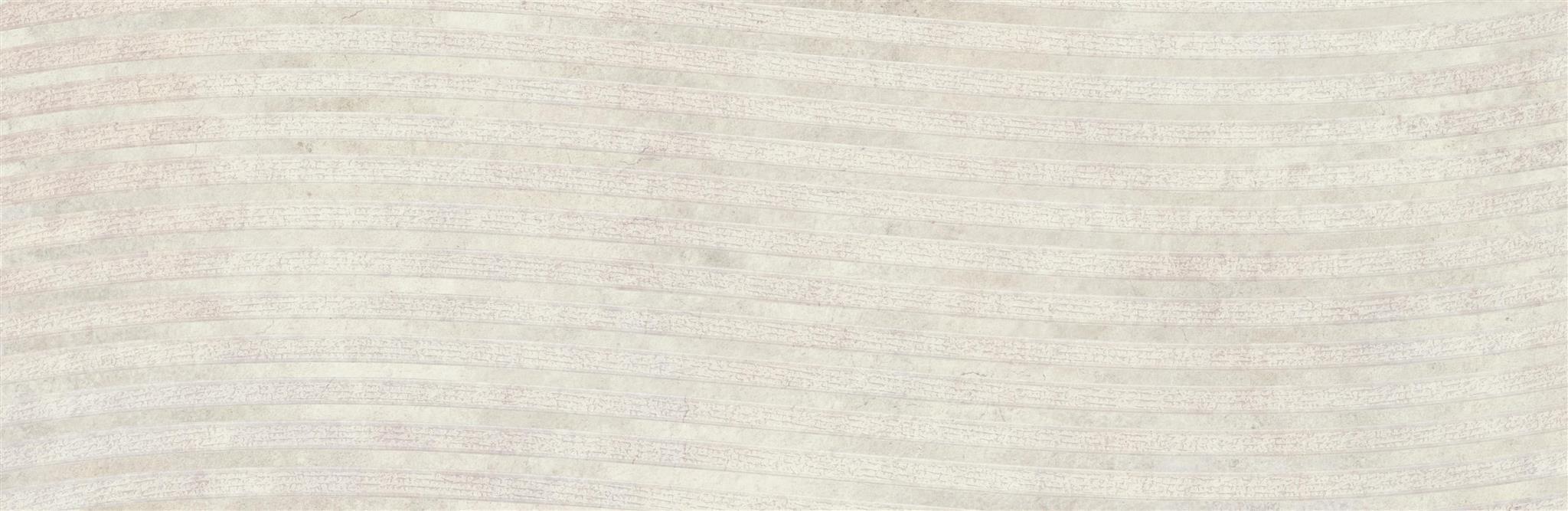 Купить Керамическая плитка Mei Honey Stone волна бежевый (O-HOA-WID012-54) декор 29x89, Россия