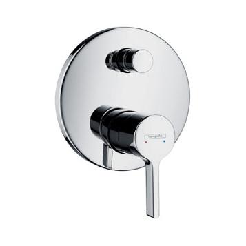 Купить Встраиваемый смеситель для ванны Hansgrohe Metris S 31465000, Германия