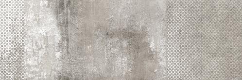 Купить Керамическая плитка Ibero Materika Dec. Constellation Grey A декор 25x75, Испания